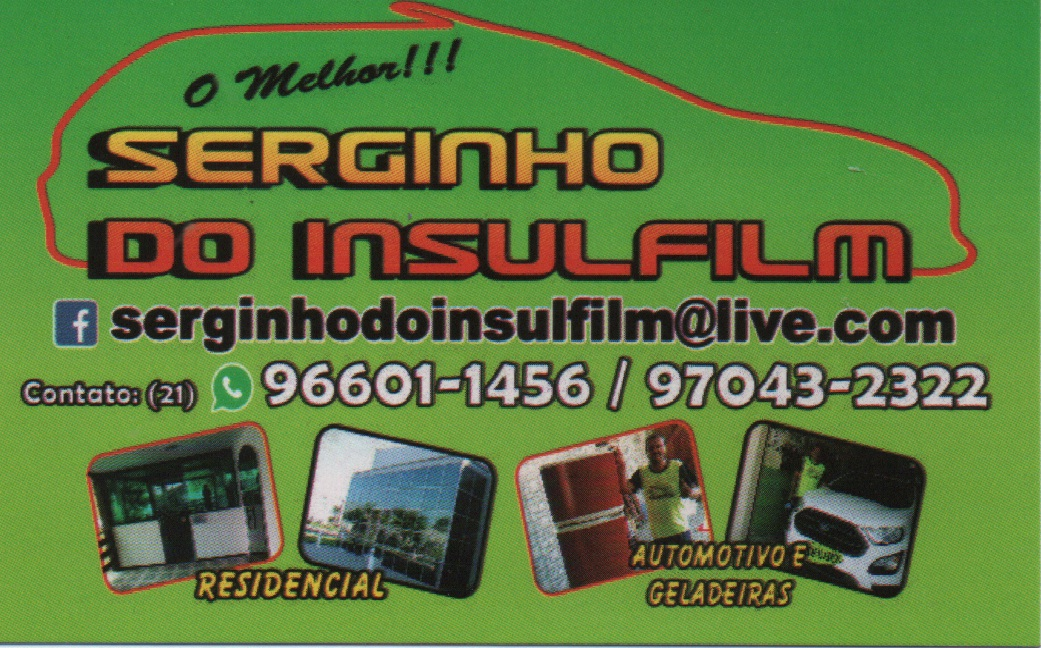 Seginho do Insulfilm